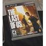The Last Of Us Ps3 Usado Y Aceptamos Cambios