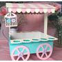 Carrito De Dulces P Mesa De Postres Candy Bar Centro De Mesa