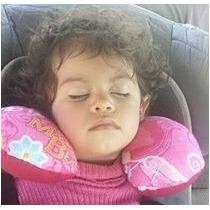Cojín Cervical De Viaje Para Niño(a), (2-6 Años)