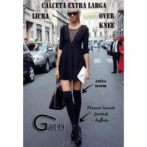 Calcetas Extra Largas The Over Knee