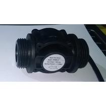 Sensor De Flujo De Agua 1 Pulgada, 1-60 L/min, Arduino, Pic