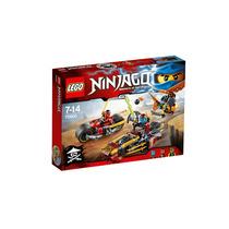 Lego Ninjago 70600 Persecuciòn En La Moto Ninja