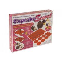 Kit Cupcake - Silicona Secreto Mágico De Relleno Hornear Ho