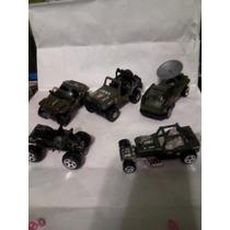 Hotwheels Militares Coleccion