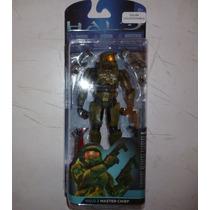 Halo 2 Master Chief 2014 Macfarlane Nuevo Con 5 Armas
