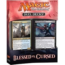 Duel Deck Blessed Vs Cursed Magic The Gathering Duel Zone