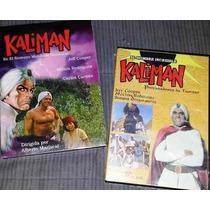 Kaliman , Paquete De 2 Dvd´s 100% Originales Y Nuevos