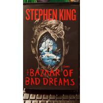 The Bazar Of Bad Dreams, Stephen King, Nuevo Original Impor