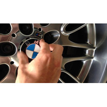 Tapa Centro Rin Bmw 68mm Serie 1 3 5 Z3 Z4 X1 X3 X5 X6