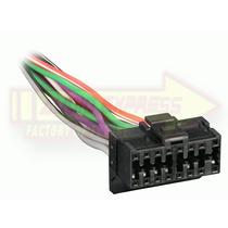 Arnés Para Estéreo Sony 16 Pin Metra Power/4 Spkr Sy16-0001