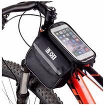 Porta Telefono De Bici + Bolsos Laterales Z1 Z2 Z3 Z5 Negro