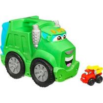Camion De Basura Hasbro Educación Preescolar