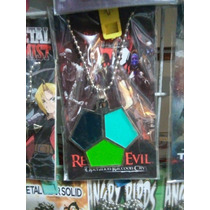 Collar Metálico Del Video Juego Resident Evil