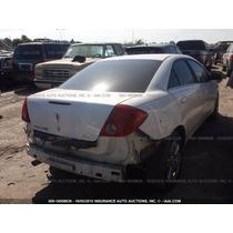 Pontiac G6 2005 2006 2007 2008 2009 2010 Cajuela Partes