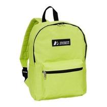 Mochila Everest Basico Verde