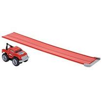 Max Tow Truck Mini Camiones Remolque Carrocería Vehículo Roj