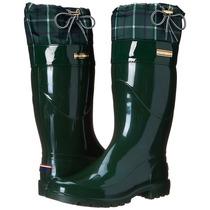 Rain Boots Botas Lluvia Tommy Hilfiger Deluge 6 Mex