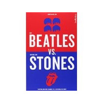 Libro Los Beatles Vs Los Rolling Stones *cj