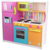 Tb Cocina Kidkraft Deluxe Big & Bright Kitchen
