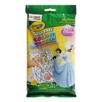 Crayola Color Wonder Mini Colorear Disney Princess