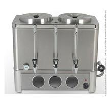 Cafetera Percoladora A Gas 2 Tanques 12 Lts C/u