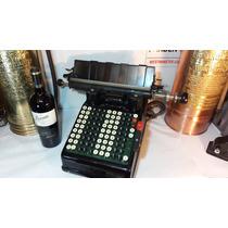 Sumadora Calculadora Antigua, Colección Vintage