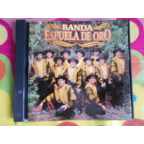 Banda Espuela De Oro Cd Hononimo.1997