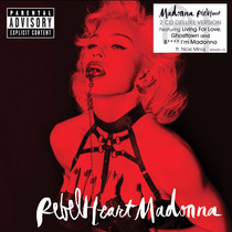 Madonna - Rebel Heart Super Deluxe Edition Mex