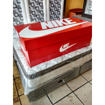 Zapatera Nike Roja Gigante 40 Pares 100x80 Envio Gratis