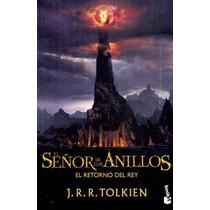Libro El Señor De Los Anillos 3 El Retorno Del Rey