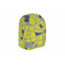 Perfect Choice Funda Impermeable Para Mochilas 15 Amarillo