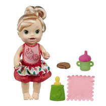 Baby Alive Hora De Comer Rubia Hasbro