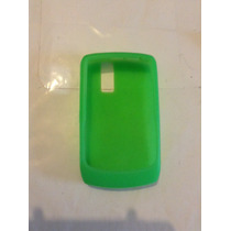 Funda De Silicon Blanda Para Blackberry 8350i