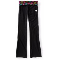 Pants Aeropostale Dama Estilo 9243 Negro