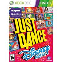 Just Dance Disney Party Xbox 360 Videojuego Sellado Nuevo