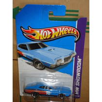 Hot Wheels 72 Ford Gran Torino Sport