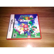 Juego De Super Mario 64 Ds