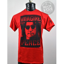 The Beatles John Lennon Playera Importada 100% Original