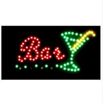 Placa De Bar Eletrônico De Led Sinal Luminoso