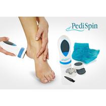 Pedi Spin Pedicure Removedor De Callos Electrico Como En Tv