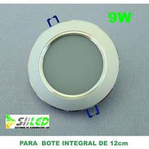 Panel De Led 9w P/bote Integral De 12cm No Plastico¡0ferta!