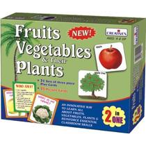 Preescolar Juego - Frutas Creativas, Verduras Y Su