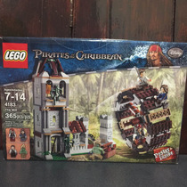 Lego Piratas Del Caribe Pirates Of The Caribbean 4183