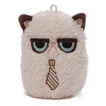 Gund Gruñón Gato Mini Plush Con El Lazo 4