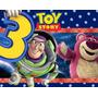 Kit Imprimible Toy Story, Invitaciones Y Cajitas