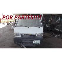 Deshueso Faw Camioneta