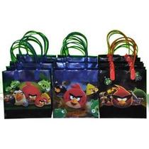 Angry Birds Space Party Favor De Sorpresas Regalo Bolsas Peq