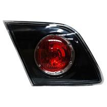 Calavera Mazda 3 04-05-06 Hatchback Interior Roja Izquierda