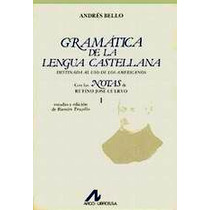 Gramatica De La Lengua Castellana-ebook-libro-digital