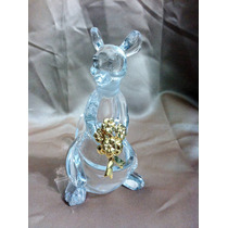 Cangu De Disney Winnie The Poo Cristal De Plomo Lenox German